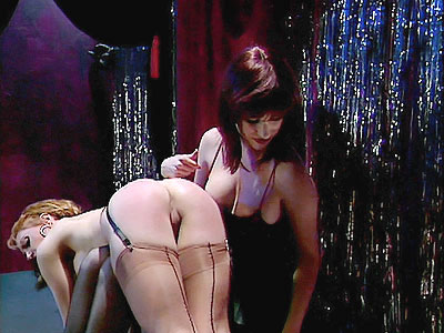It really doesnt get any hotter than Alex Foxe and Autumn Woods in sexy stockings and corsets Alex and Autumn are smoking hot strippers that love to dress up in sensual lingeries and get down to some kinky role play before engaging in hot lesbian sex